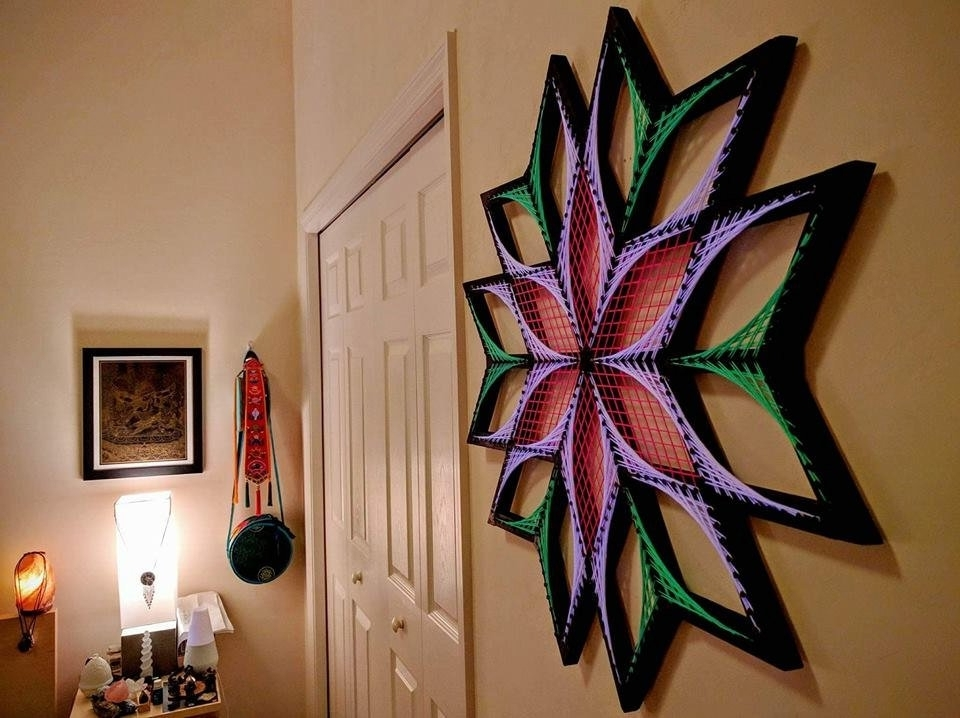 Most Popular 3D Artwork On Wall In 3 D Wall Art – Bire (View 11 of 15)