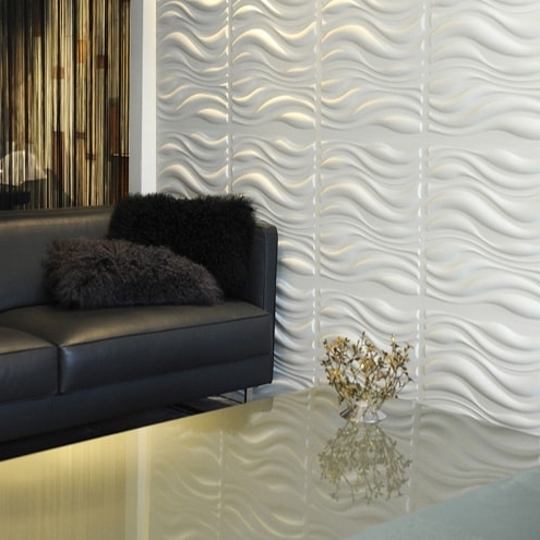 Most Popular 3D Wall Covering Panels Regarding Wall Panels – Textured Wall Paneling For Interior Walls – Home (View 4 of 15)