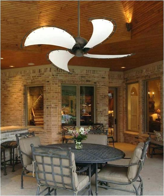 Most Popular Best Outdoor Ceiling Fan New Patio – Chrisroland Intended For Outdoor Ceiling Fans For Patios (View 9 of 15)