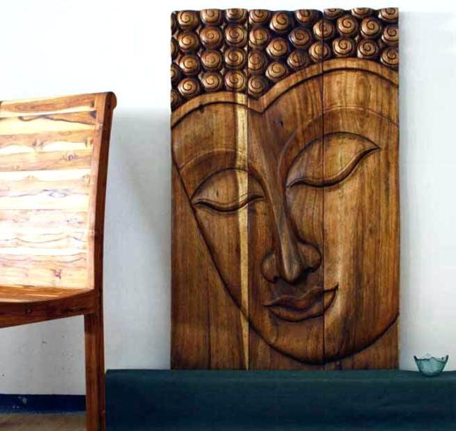 Most Popular Budda Wall Art Large Wooden Wall Art Ideas Buddha Wall Art Canada Inside Buddha Wood Wall Art (View 7 of 15)