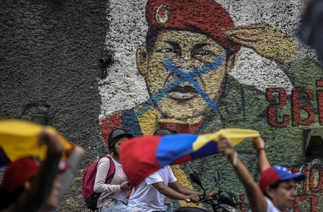 Most Popular How Donald Trump Should Manage The Crisis In Venezuela Under Maduro For Venezuela Wall Art 3D (View 8 of 15)