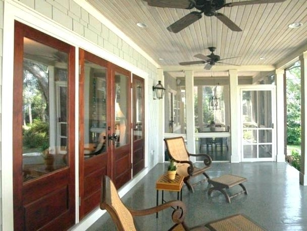 Most Popular Luxury Outdoor Patio Ceiling Fans For Outdoor Ceiling Fan Options 55 Intended For Elegant Outdoor Ceiling Fans (View 9 of 15)