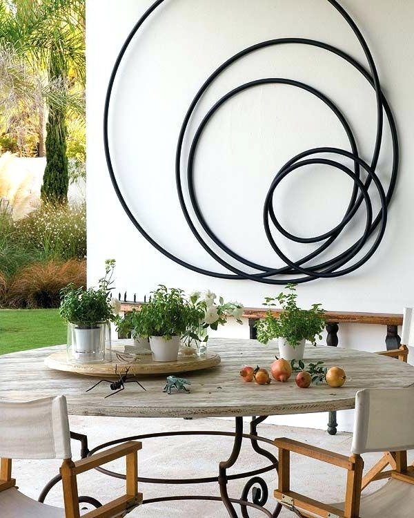 Most Popular Metal Wall Compass Full Size Of Wall Wall Art Metal Wall Art Plasma With Regard To Large Metal Wall Art For Outdoor (View 9 of 15)