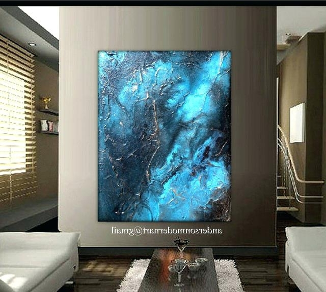 Most Popular Modern Oversized Wall Art For Modern Large Wall Art Oversized Wall Art Contemporary Artwork Metal (View 10 of 15)