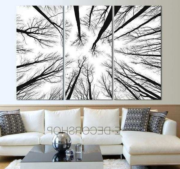 Most Popular Oversized Framed Wall Art In Oversized Framed Wall Art Unique Wall Art Canvas Prints Dry Tree (View 4 of 15)