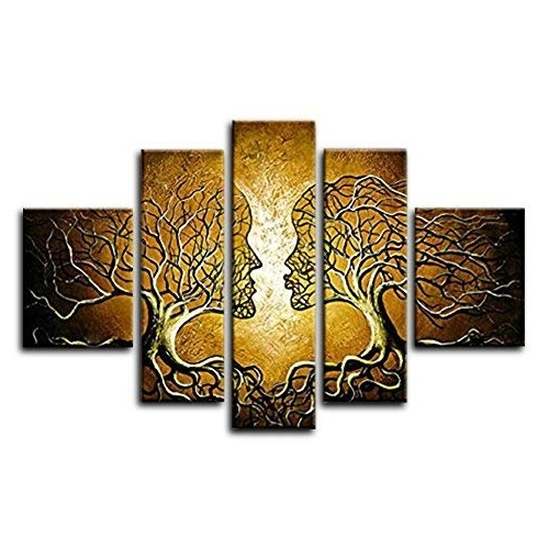 Most Popular Wall Art Small Canvas: Amazon In Small Canvas Wall Art (View 7 of 15)
