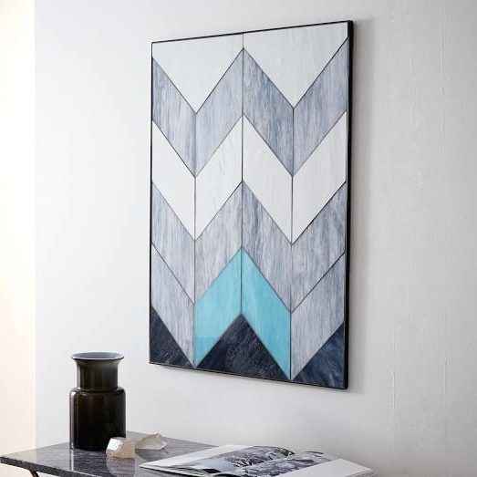 Most Popular West Elm Art West Elm Collage West Elm Wall Art Prints For West Elm Abstract Wall Art (View 3 of 15)