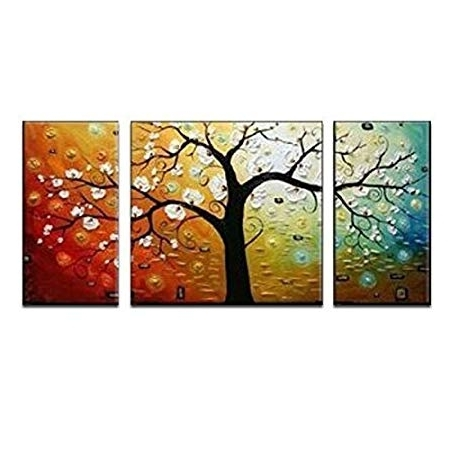 Featured Photo of 3 Set Canvas Wall Art