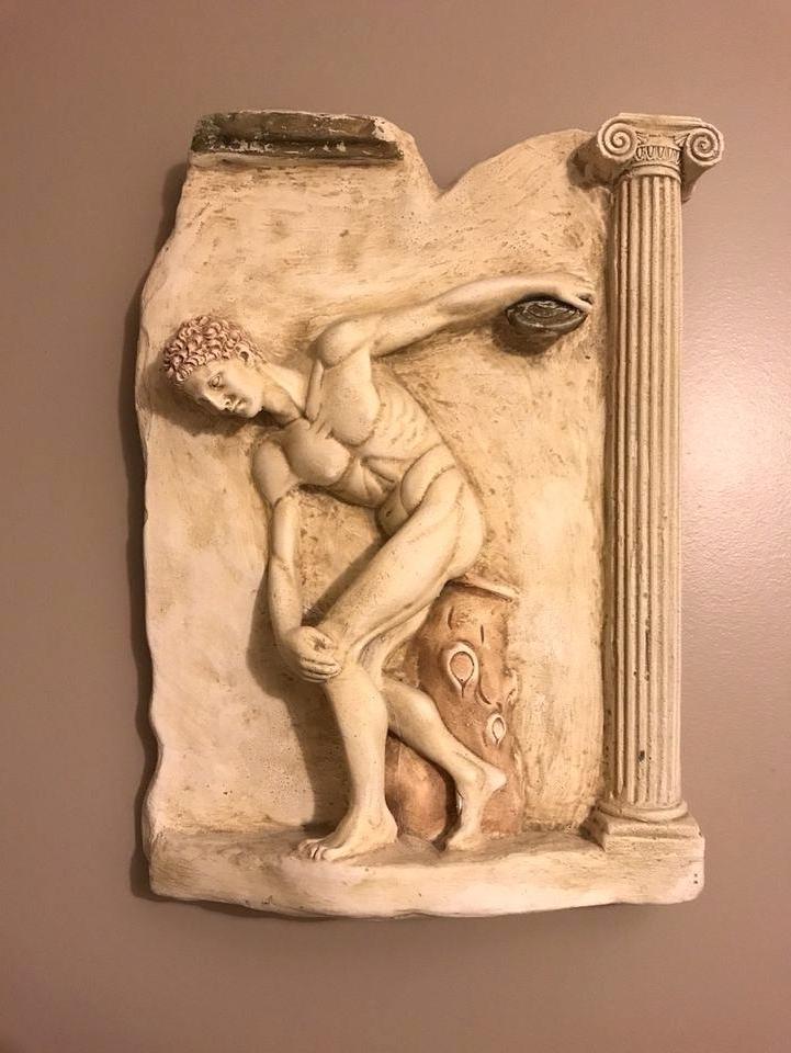 Most Recent Ancient Greek Wall Art Throughout Greek Wall Decor – Firdaus (View 10 of 15)