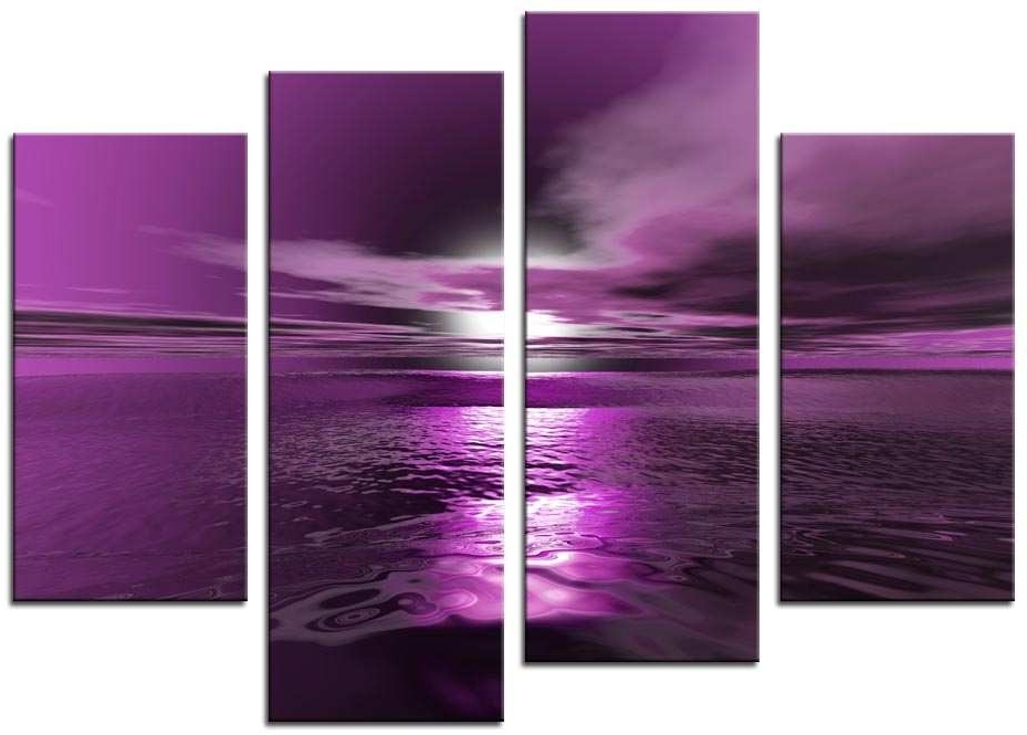 Most Recent Artwork Canvas Prints Inspirational Wall Art Designs Antique 10 Plum Inside Plum Coloured Wall Art (View 12 of 15)