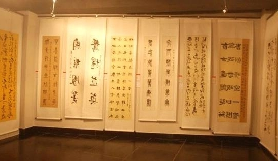 Most Recent Chinese Symbol Wall Art Calligraphy Art Wall Scrolls For Sale With Chinese Symbol Wall Art (View 11 of 15)