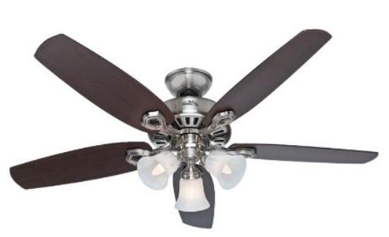 Most Recent Choosing Best Rated Ceiling Fan With Light And Remote – Reviews In Outdoor Ceiling Fan With Light Under $ (View 5 of 15)