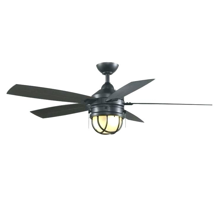 Most Recent Hampton Bay Outdoor Ceiling Fans With Lights In 60 Outdoor Ceiling Fan With Light And Remote (View 13 of 15)