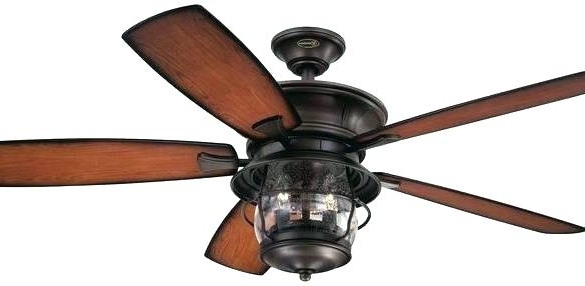 Most Recent Lantern Ceiling Fan – Essereitaliani Pertaining To Outdoor Ceiling Fans With Lantern Light (View 4 of 15)
