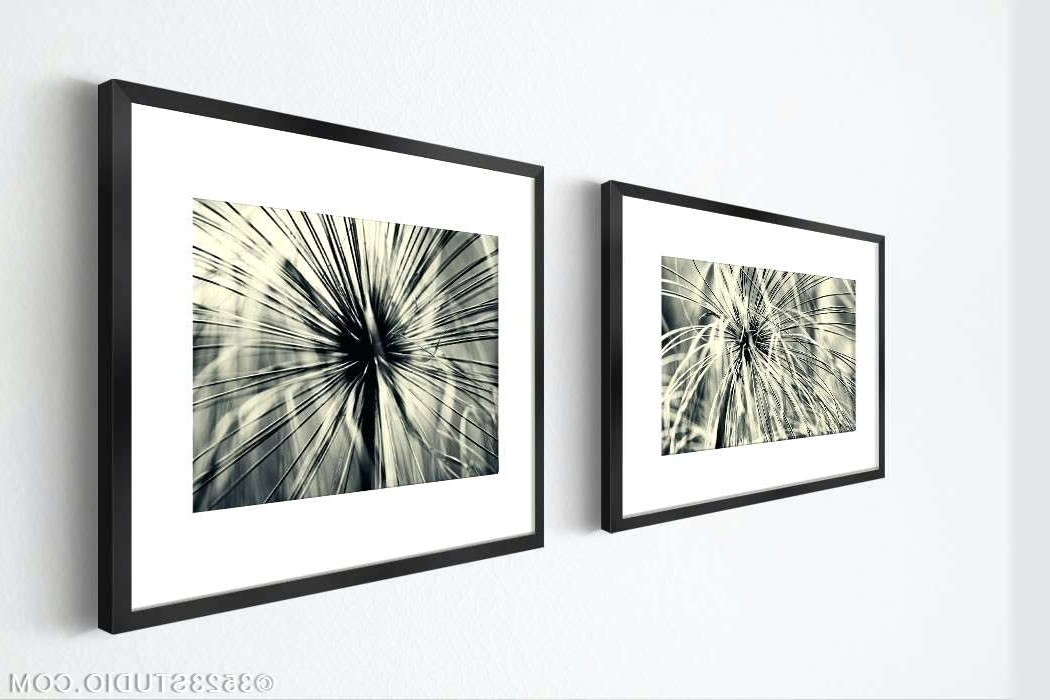 Most Recent Matching Wall Art With Regard To Matching Canvas Wall Art Framed Wall Art Abstract Beautiful Matching (View 3 of 15)