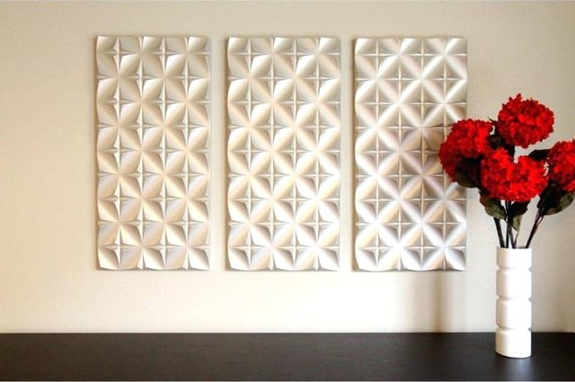 Most Recent Modern 3D Wall Art Wall Art For Kitchen Modern Artwork Mid Century Inside 3D Wall Art For Kitchen (View 11 of 15)