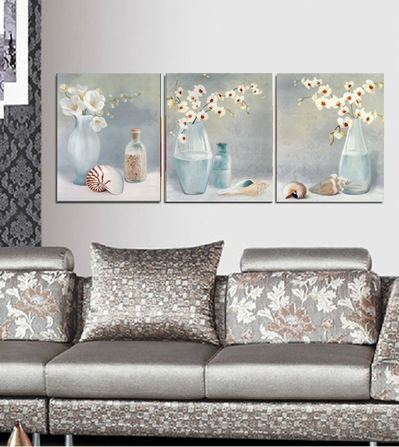 Most Recent Most Interesting Set Of 3 Wall Art Interior Decor Home Printed Inside 3 Set Canvas Wall Art (View 14 of 15)