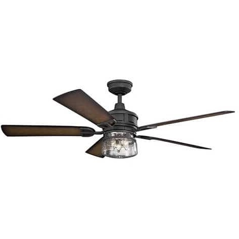 Most Recent Outdoor Ceiling Fans Under $50 Intended For Buy Ceiling Fans Online At Overstock (View 6 of 15)