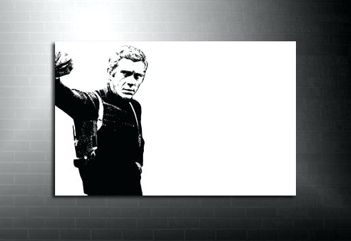 Most Recent Steve Mcqueen Wall Art Pertaining To Steve Mcqueen Wall Art Featured Image Of Wall Art 10 Totally Genius (View 1 of 15)