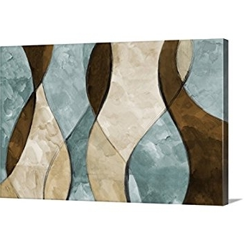 Most Recent Turquoise And Brown Wall Art Inside Stunning Inspiration Ideas Turquoise Wall Art – Ishlepark (View 9 of 15)