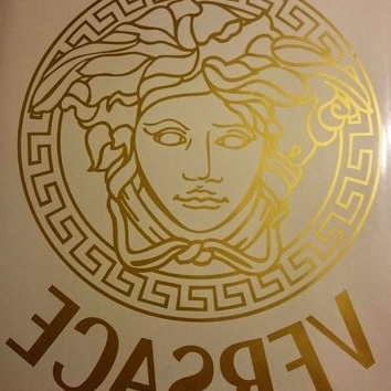 Most Recent Versace Wall Art In X Q Image Gallery Versace Wall Decal – Best Home Design Interior  (View 8 of 15)