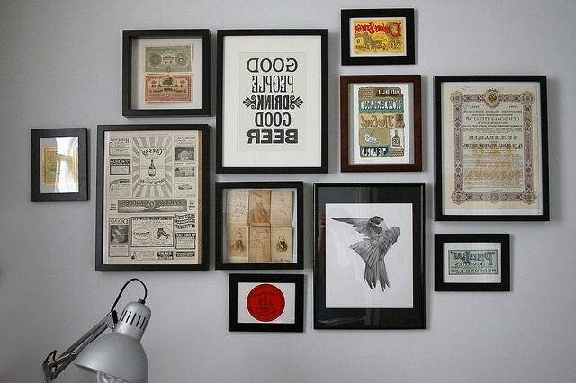 Most Recent Wall Art Frames Within Unique Wall Picture Frames Wall Art Top 10 Best Collection Wall Art (View 9 of 15)