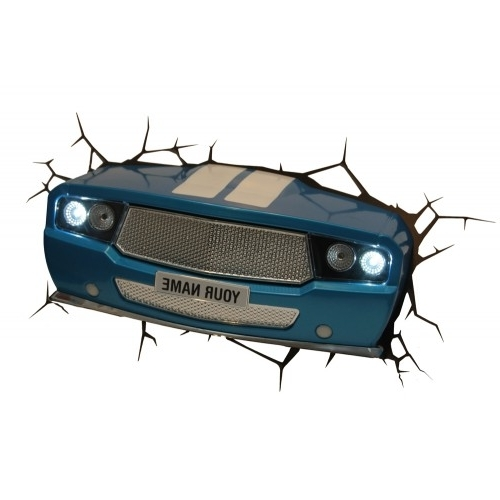Most Recently Released 3D Wall Art Nightlight – Classic Car Inside Cars 3D Wall Art (View 3 of 15)