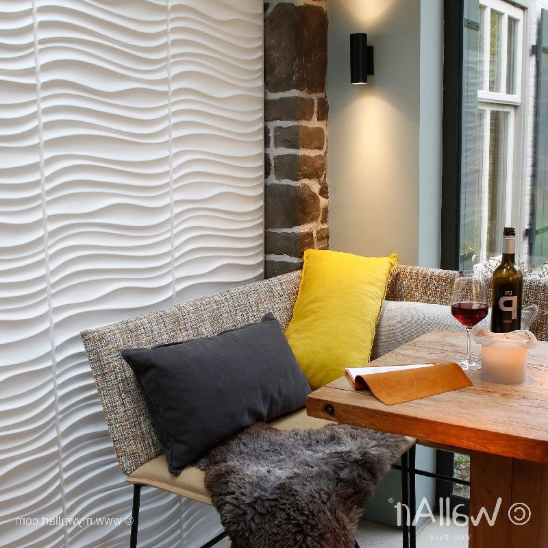 Most Recently Released 3D Wall Panels Wall Art Within Buy Here Wallart 3D Wall Panels Online At Decodeliver (View 14 of 15)