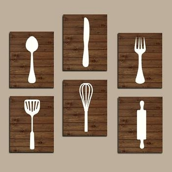 Most Recently Released Canvas Wall Art Sets – Granice In Kitchen Wall Art Sets (View 6 of 15)