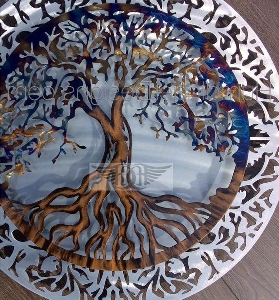Most Recently Released Celtic Tree Of Life Wall Art Throughout Tree Tree Of Life Metal Wall Art Heated Pc Grande Photo Gallery For (View 13 of 15)
