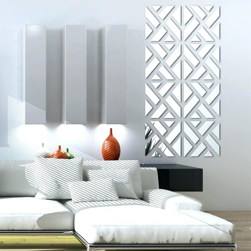 Most Recently Released Contemporary Mirror Wall Art Modern Mirrors For Living Room New Wall Intended For Modern Mirror Wall Art (View 10 of 15)