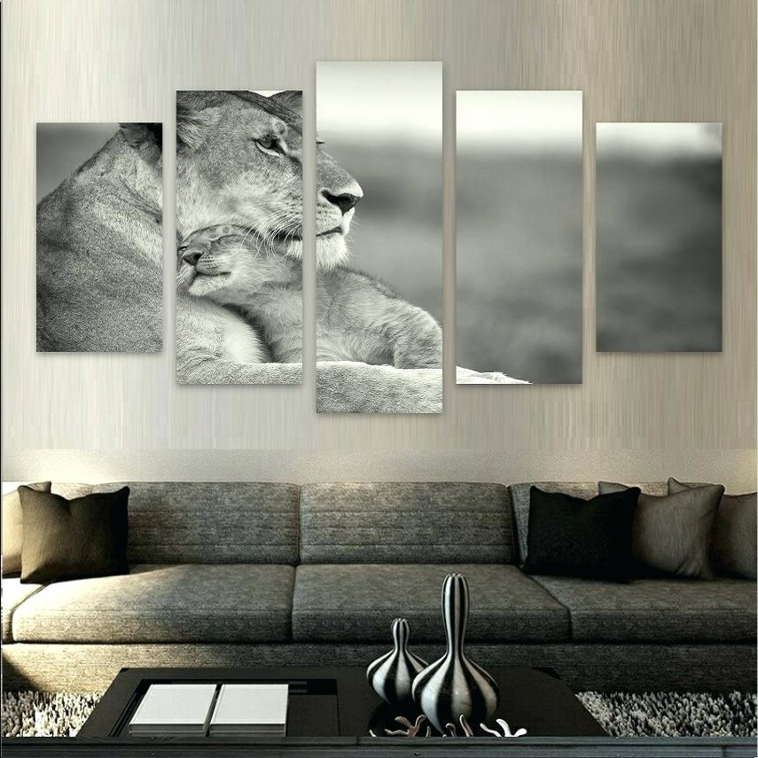 Most Recently Released Exotic Wall Art Wall Pictures For Living Room Unframed Big Exotic Pertaining To Exotic Wall Art (View 12 of 15)