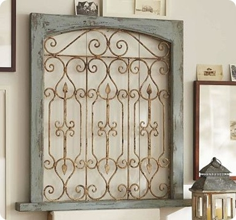 Featured Photo of Iron Gate Wall Art