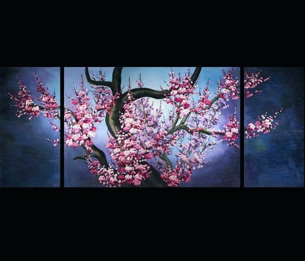 Most Recently Released Japanese Wall Art Panels Intended For Japanese Wall Art Wall Art Design Ideas Wall Art Panels Luxury With (View 11 of 15)