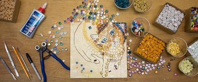 Most Recently Released Mosaic Art Kits For Adults In Morjo Recycled 12Mm Archives – Mosaic Art Supply (View 12 of 15)