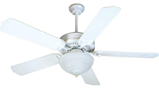 """Most Recently Released Outdoor Ceiling Fans With Pull Chains Regarding Craftmade Porch Fan 52"""" Outdoor Ceiling Fan, Pull Chain (View 8 of 15)"""
