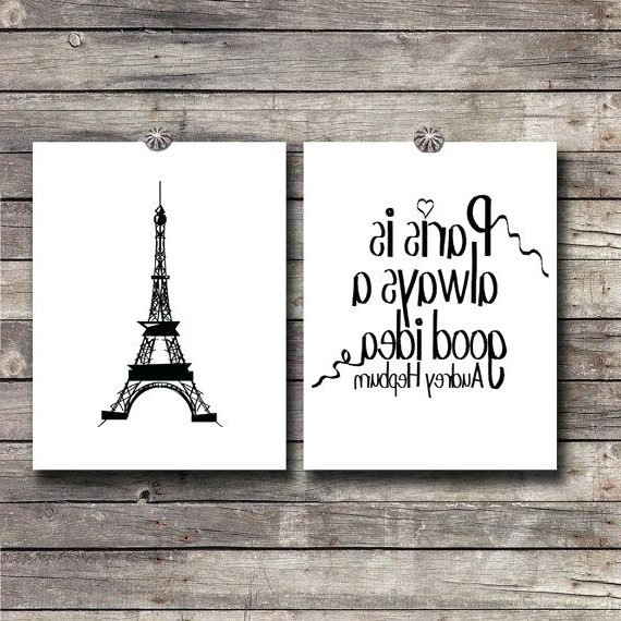 Most Recently Released Paris Wall Decor Wall Art Interest Wall Decor Paris Wall Decor Ideas Intended For Paris Themed Wall Art (View 4 of 15)