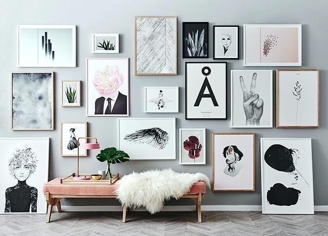 Most Recently Released Wall Art And Pictures Framed Wall Art Gallery Wall Goodness Hoe with Bedroom Framed Wall Art
