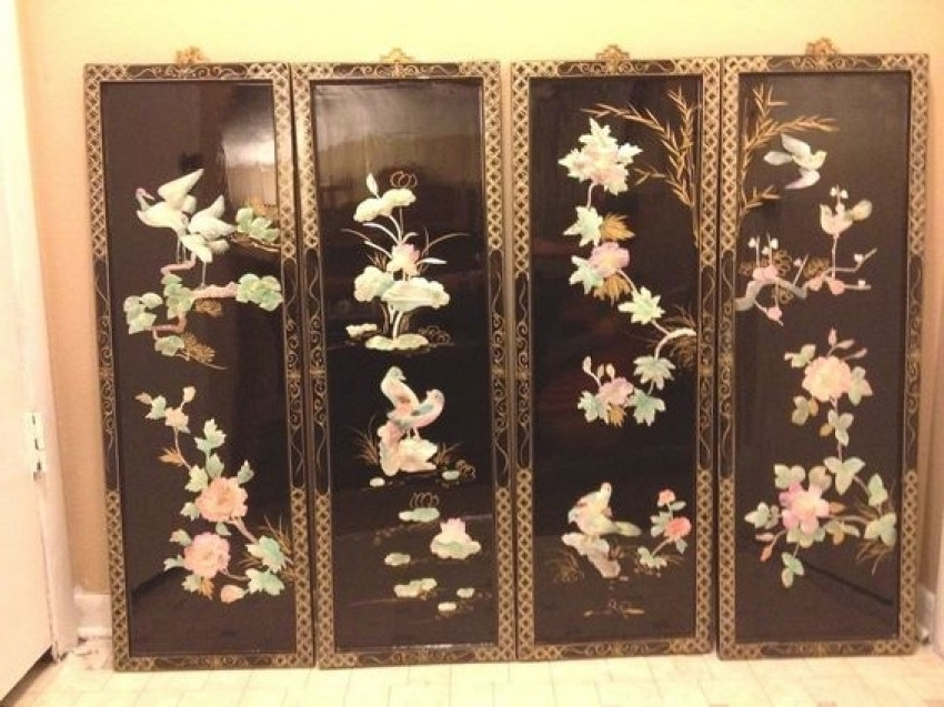 Featured Photo of Asian Wall Art Panels