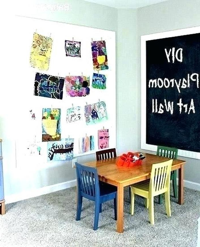 Most Recently Released Wall Art For Playroom Throughout 3 Playroom Wall Art Ideas Decorations Dinosaur Land Decal Kids – Dfy (View 7 of 15)