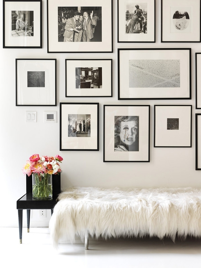 Most Recently Released Wall Art Frames With Black And White Combo Frames Cool Wall Art Black And White – Home (View 7 of 15)