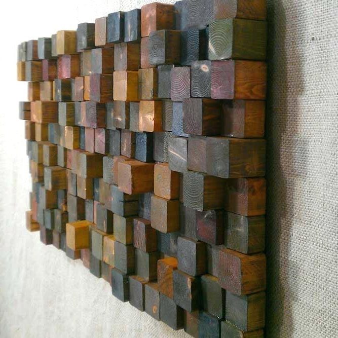 Most Recently Released Wood Wall Art Wooden Wall Hanging Map Of Us Wooden Map Wall Art Throughout Wall Art On Wood (View 13 of 15)