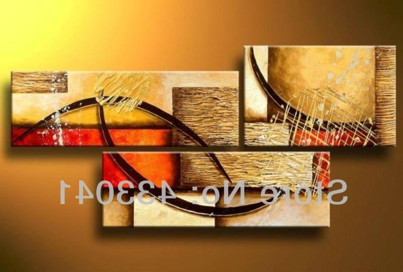 Most Up To Date 3 Piece Wall Art Sets With Regard To 3 Piece Wall Decor Set – Www (View 8 of 15)