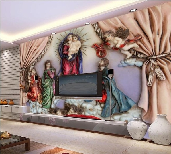 Most Up To Date 3D Artwork On Wall Intended For 31+ Amazing 3D Wall Art Ideas That You Would Want To Take Home (View 8 of 15)