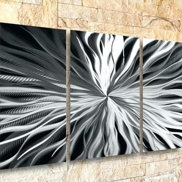 Featured Photo of Abstract Aluminium Wall Art
