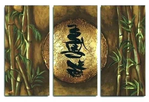 Most Up To Date Asian Wall Art Panels For Asian Wall Art Original Abstract Art Opera Picture Oil Painting (View 13 of 15)
