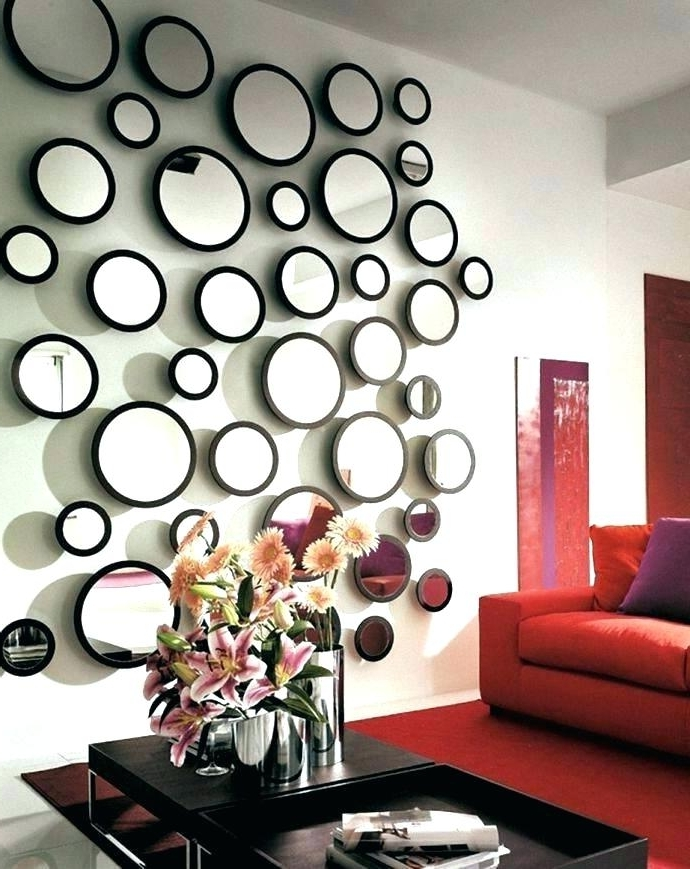 Most Up To Date Circle Mirror Decor Circle Mirror Wall Art Round R Small Mirrors Intended For Small Round Mirrors Wall Art (View 6 of 15)