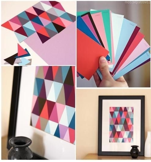 Most Up To Date Diy Wall Art Decor Pinterest – Gpfarmasi #4Aa12D0A02E6 For Pinterest Diy Wall Art (View 11 of 15)