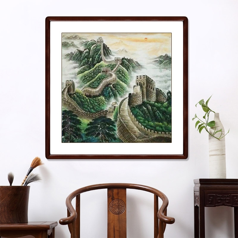 Most Up To Date Great Wall Of China 3D Wall Art Regarding China 3D Wall Painting, China 3D Wall Painting Shopping Guide At (View 3 of 15)
