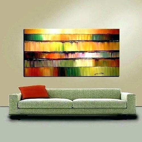 Most Up To Date Perfect Abstract Wall Art Simple Design Decor Framed Abstract Wall Throughout Original Abstract Wall Art (View 7 of 15)